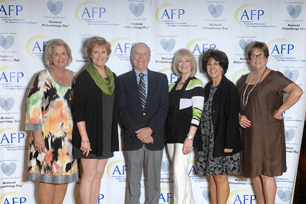 Association of Fundraising Professionals June Luncheon