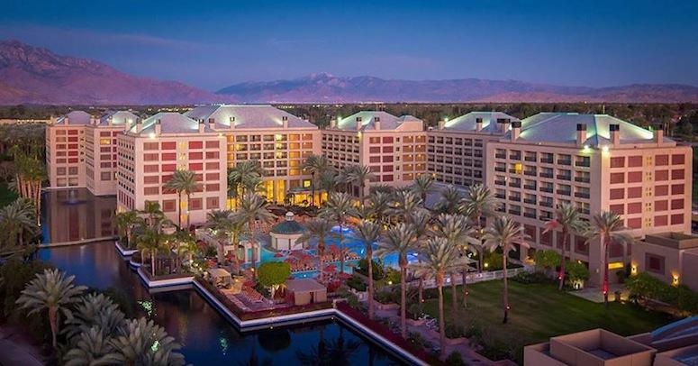 Best Steam Rooms In Palm Springs